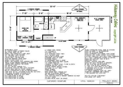 400-12P Floorplans  ACS-01